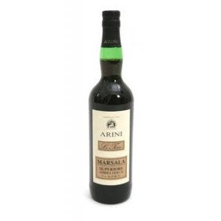 Arini - Marsala Superiore Dolce 75 cl. (S.A.)