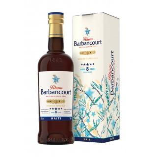 Barbancourt - Rum 8 Anni 70 cl. (S.A.)