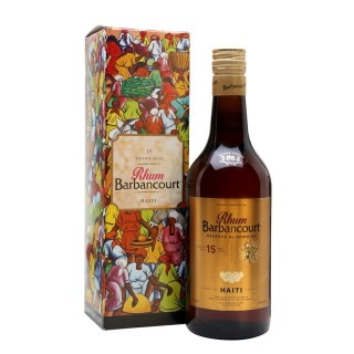 Barbancourt - Rum 15 Anni 70 cl. (S.A.)