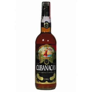 Oliver & Oliver - Rum Cubanacan 12 Anni 70 cl. (S.A.)