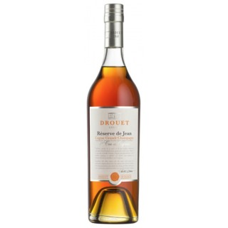 Drouet & Fils - Cognac Reserve de Jean 70 cl. (S.A.)