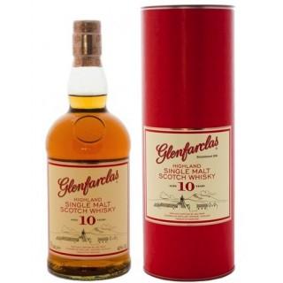 Glenfarclas - Whisky 10 Anni 70 cl. (S.A.)