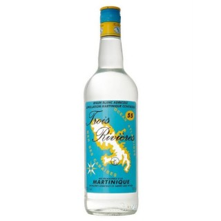 Trois Rivieres - Rum Bianco 100 cl. (S.A.)