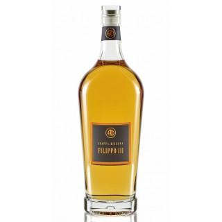 Distilleria di Altavilla - Grappa Filippo III 10 Anni 70 cl. (S.A.)
