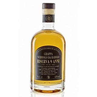 Distilleria di Altavilla - Grappa di Barolo 9 Anni 70 cl. (S.A.)