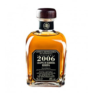 Distilleria di Altavilla - Grappa di Barbera 70 cl. (2006)