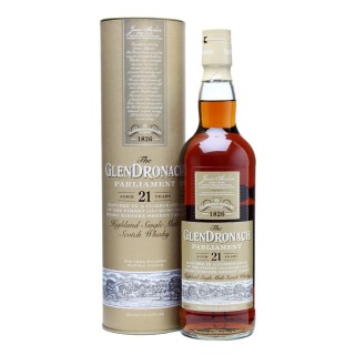 Glendronach - Whisky 21 Anni Parliament 70 cl. (S.A.)