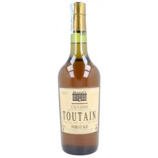 Toutain - Calvados Hors d'Age 15 Anni 70 cl. (S.A.)
