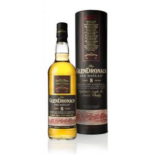 Glendronach - Whisky 8 Anni Hielan 70 cl. (S.A.)