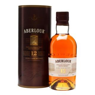 Aberlour - Whisky 12 Anni Double Cask Matured 70 cl. (S.A.)