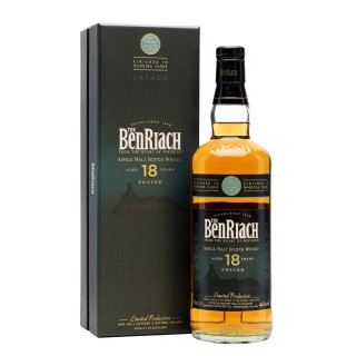 Benriach - Whisky 18 Anni Latada 70 cl. (S.A.)