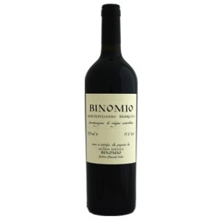 Binomio - Montepulciano d'Abruzzo Riserva (2012)