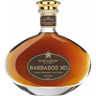 Rum Nation - Rum XO Barbados Decanter 70 cl. (S.A.)