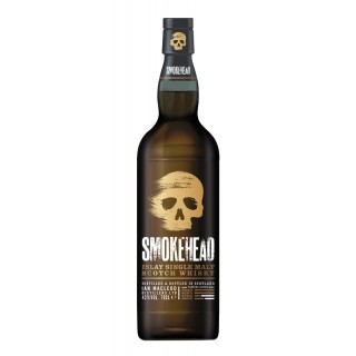 Ian MacLeod - Whisky Smokehead 70 cl. (S.A.)