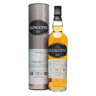 Glengoyne - Whisky 15 Anni 70 cl. (S.A.)