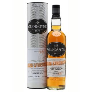 Glengoyne - Whisky Cask Strength Batch #4 70 cl. (S.A.)