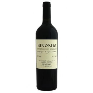 Binomio - Montepulciano d'Abruzzo Riserva (2016)