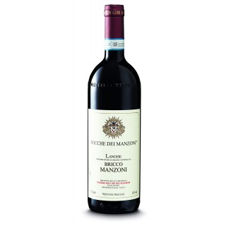 Rocche dei Manzoni - Langhe Rosso Bricco Manzoni (2011)