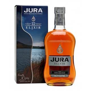 Isle of Jura - Whisky 12 Anni Elixir 70 cl. (S.A.)