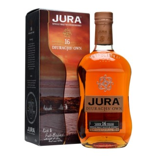 Isle of Jura - Whisky 16 Anni Diurachs Own 70 cl. (S.A.)