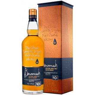Benromach - Whisky 10 Anni 70 cl. (S.A.)