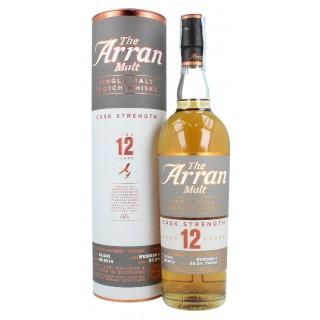 Arran - Whisky 12 Anni Cask Strenght Batch #6 70 cl. (S.A.)