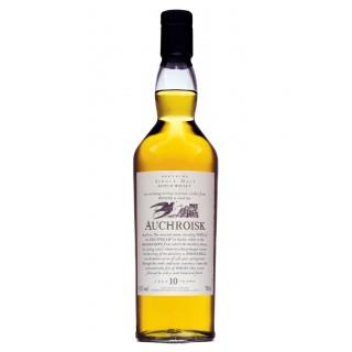 Auchroisk - Whisky 10 Anni Flora & Fauna 70 cl. (S.A.)