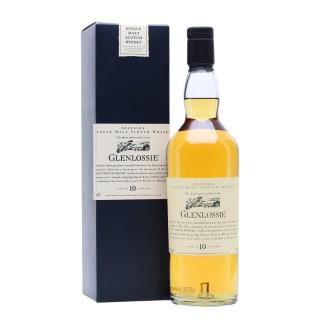Glenlossie - Whisky 10 Anni Flora & Fauna 70 cl. (S.A.)