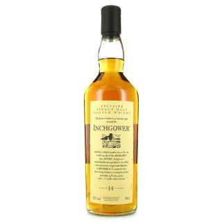 Inchgower - Whisky 14 Anni Flora & Fauna 70 cl. (S.A.)