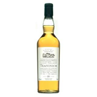 Teaninich - Whisky 10 Anni Flora & Fauna 70 cl. (S.A.)