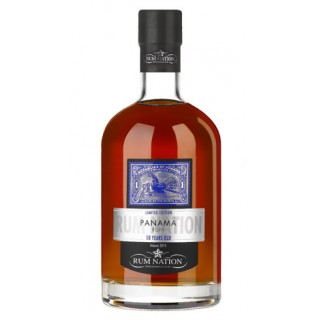 Rum Nation - Rum 18 Anni Panama Solera 70 cl. (S.A.)