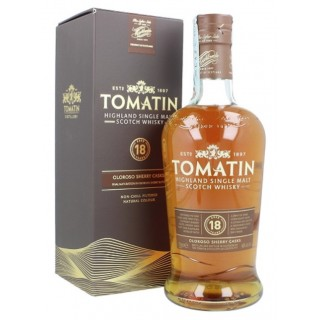 Tomatin - Whisky 18 Anni Oloroso Sherry 70 cl. (S.A.)