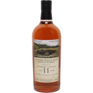 Aultmore - Whisky (Hidden Spirits) 11 Anni 70 cl. (2006)