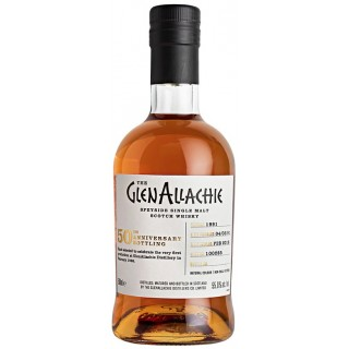 Glenallachie - Whisky Single Cask 26 Anni 50 cl. (1991)