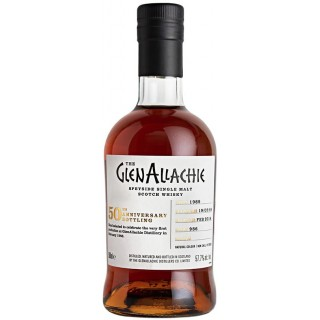 Glenallachie - Whisky Single Cask 28 Anni 50 cl. (1989)