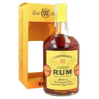 Cadenhead's - Classic Rum 70 cl. (S.A.)