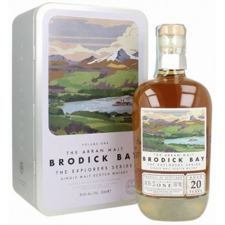 Arran - Whisky Brodick Bay 20 Anni 70 cl. (S.A.)