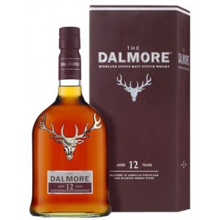Dalmore - Whisky 12 Anni 70 cl. (S.A.)