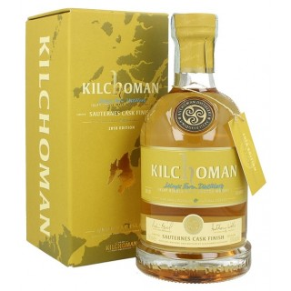 Kilchoman - Whisky Sauternes Finish 70 cl. (2012)