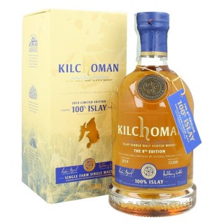 Kilchoman - Whisky 100% Islay 8th Edition 70 cl. (S.A.)