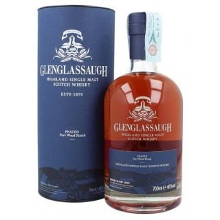 Glenglassaugh - Whisky Peated Port Wood Finish 70 cl. (S.A.)