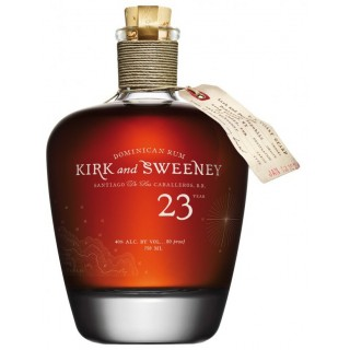 Kirk & Sweeney - Rum 23 Anni 70 cl. (S.A.)