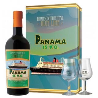 Transcontinental Rum Line - Rum 15 Anni 70 cl. (S.A.)