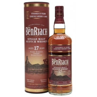 Benriach - Whisky 17 Anni Sherry PX Finish 70 cl. (S.A.)