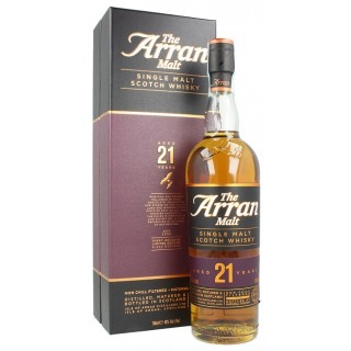 Arran - Whisky 21 Anni Batch #1 70 cl. (S.A.)