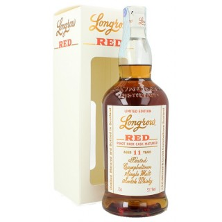 Longrow - Whisky 11 Anni RED Pinot Noir Cask 70 cl. (S.A.)
