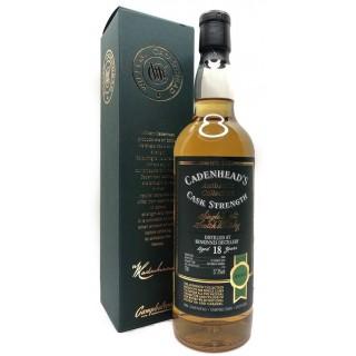 Benrinnes - Whisky (Cadenhead's) 18 Anni 70 cl. (2000)