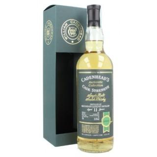 Miltonduff - Whisky (Cadenhead's) 11 Anni 70 cl. (2007)