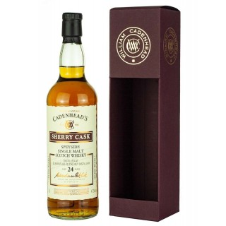 Glenrothes - Whisky (Cadenhead's) 24 Anni 70 cl. (1994)