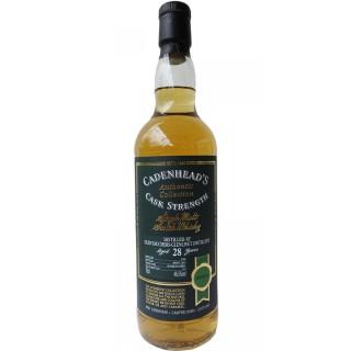 Glentauchers - Whisky (Cadenhead's) 28 Anni 70 cl. (1990)